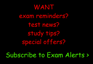 subscribe to exam alerts