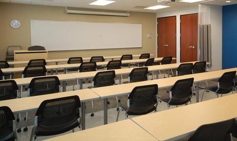 classroom format test prep